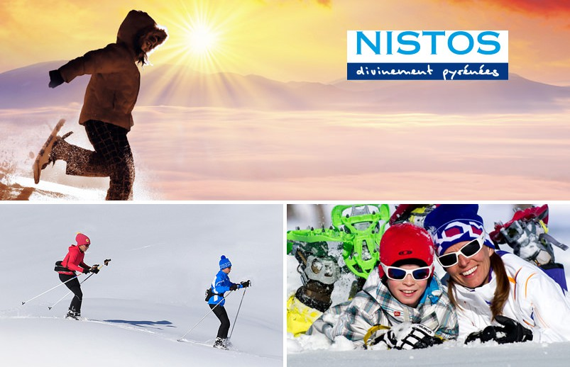 Nistos-Ski, Station de ski de nistos